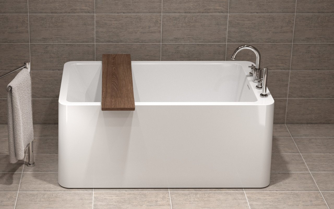 Aquatica Purescape™ 327B Freestanding Acrylic Bathtub picture № 0