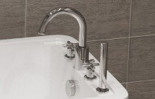 Four-hole faucets picture № 2