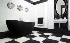 Aquatica purescape 171m blck wht freestanding solid surface bathtub customer photos 01 (web)