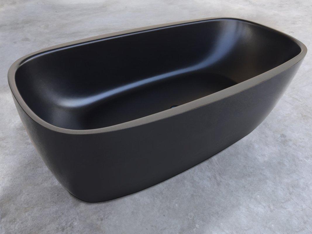 Aquatica Coletta Graphite Black Freestanding Solid Surface Bathtub Review 01 2 (web)